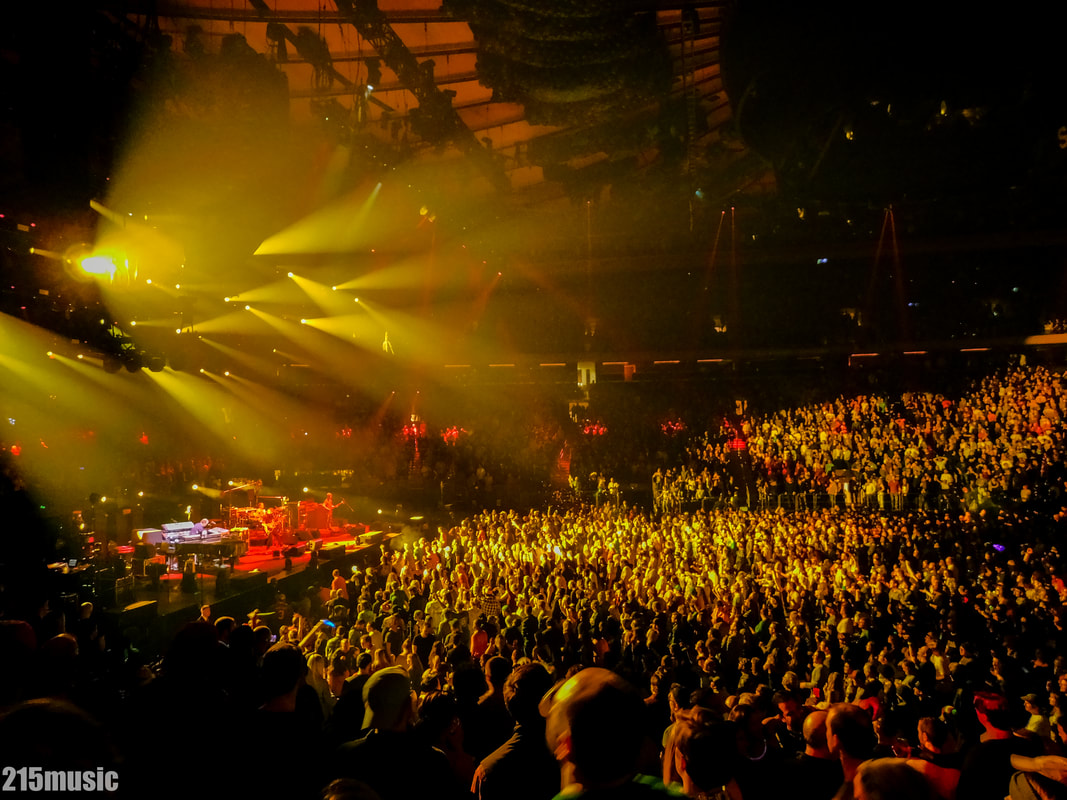 Phish New Year\'s Eve at Madison Square Garden